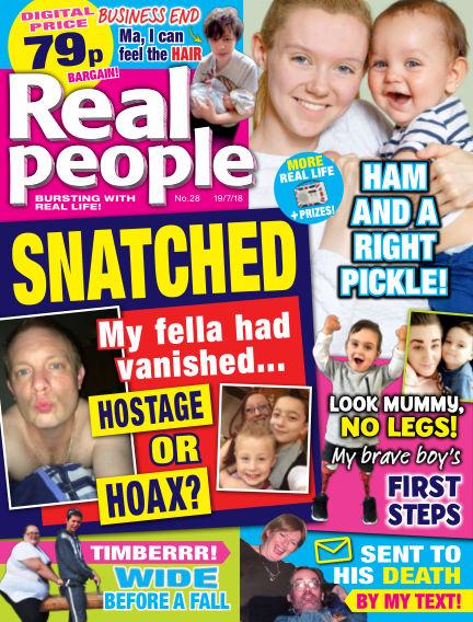 Real People - UK July 12, 2018 00:00