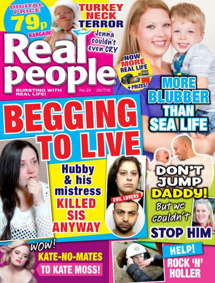 Real People - UK July 19, 2018 00:00