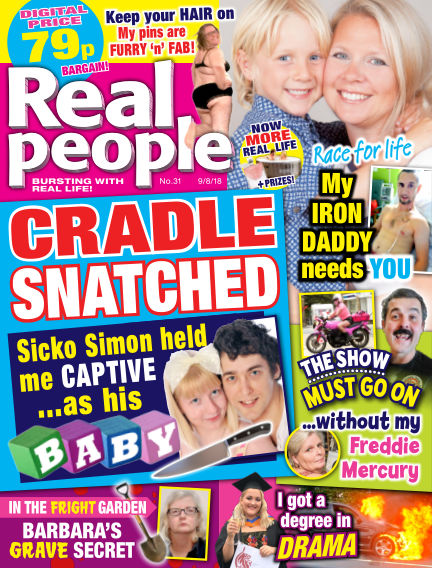 Real People - UK August 02, 2018 00:00