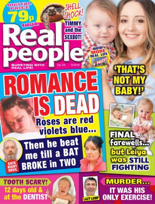 Real People - UK Week 35