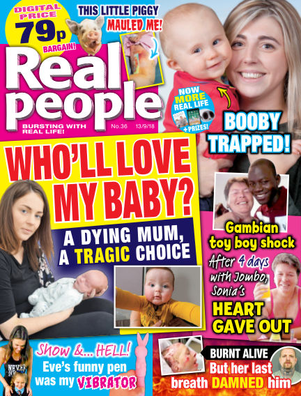 Real People - UK September 06, 2018 00:00