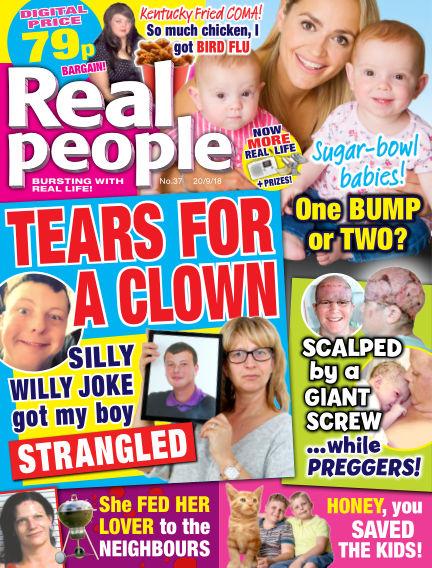 Real People - UK September 13, 2018 00:00