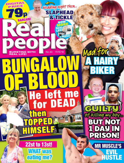 Real People - UK October 04, 2018 00:00