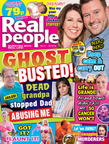 Real People - UK October 11, 2018 00:00