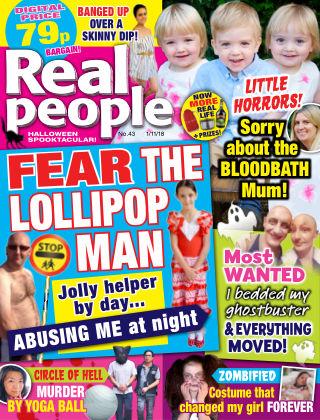 Real People - UK WEEK 43