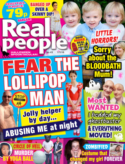 Real People - UK October 25, 2018 00:00