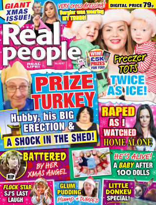 Real People - UK WEEK 46