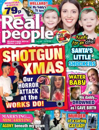 Real People - UK WEEK 49