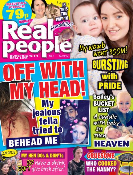 Real People - UK January 03, 2019 00:00