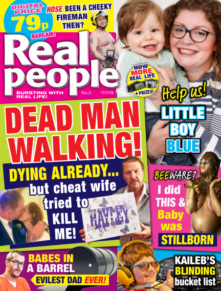Real People - UK January 10, 2019 00:00