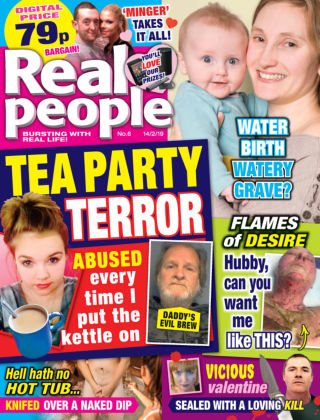 Real People - UK Issue 6 - 2019