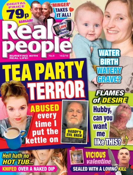 Real People - UK February 07, 2019 00:00