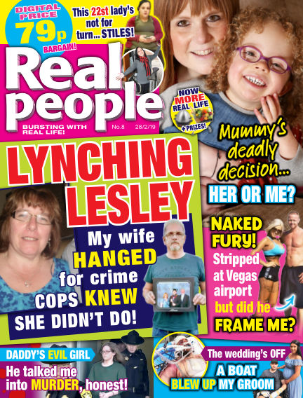 Real People - UK February 21, 2019 00:00