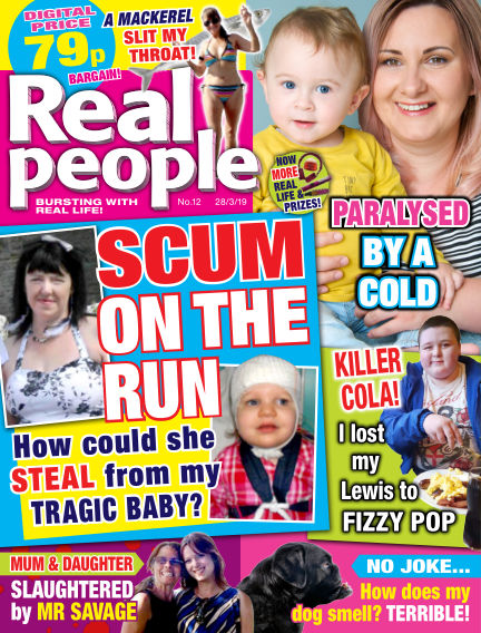 Real People - UK March 21, 2019 00:00