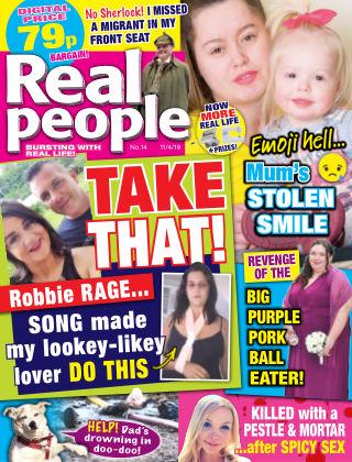 Real People - UK WEEK14