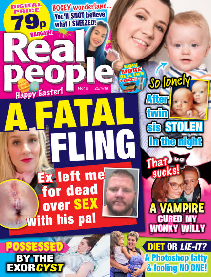 Real People - UK April 18, 2019 00:00