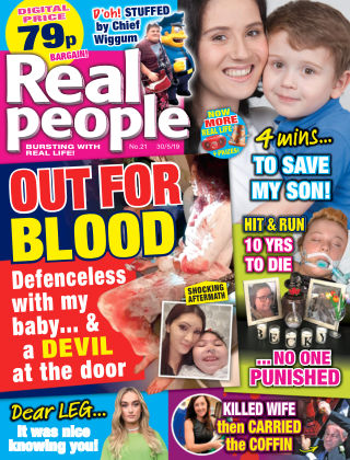 Real People - UK Issue 21 - 2019
