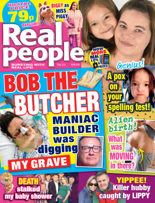 Real People - UK Issue 22 - 2019