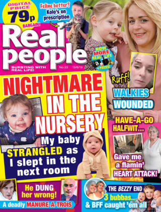 Real People - UK Issue 23 - 2019