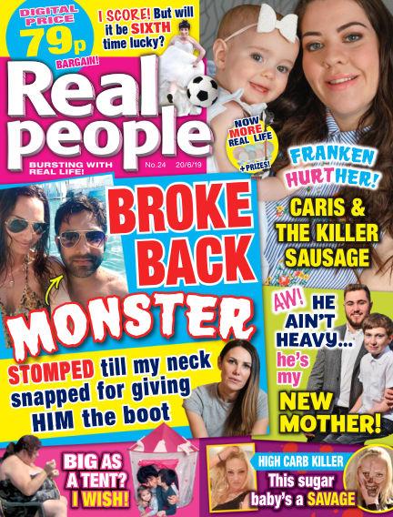 Real People - UK June 13, 2019 00:00