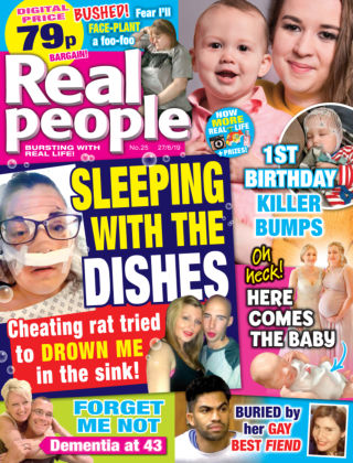 Real People - UK Issue 25 - 2019