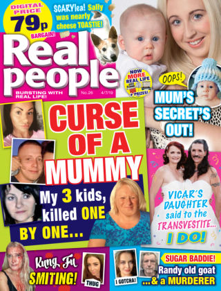 Real People - UK Issue 26 - 2019