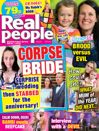 Real People - UK Issue 27 - 2019