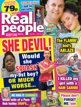 Real People - UK Issue 28 - 2019