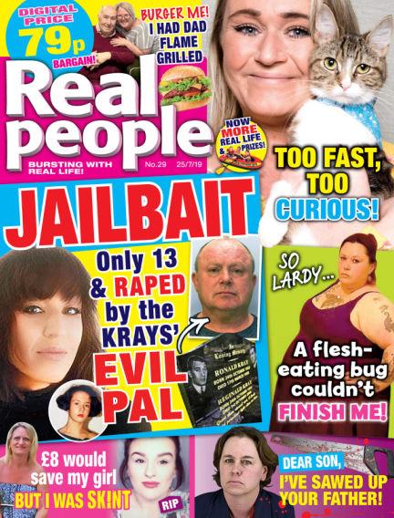 Real People - UK July 18, 2019 00:00