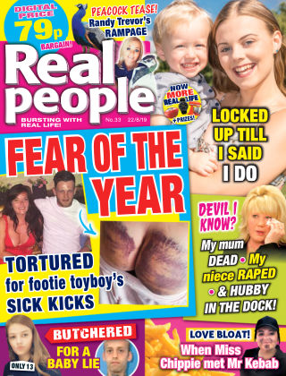 Real People - UK Issue 33 - 2019