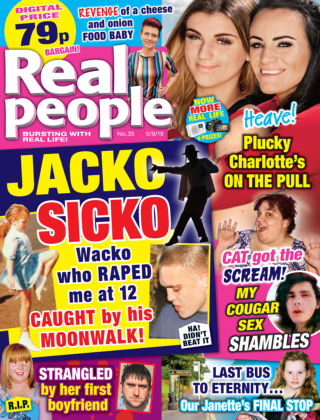 Real People - UK Issue 35 - 2019