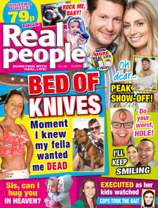 Real People - UK Issue 36 - 2019