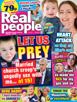 Real People - UK Issue 37 - 2019