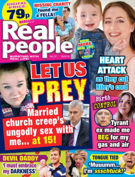 Real People - UK September 12, 2019 00:00
