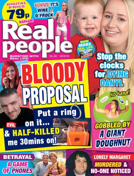 Real People - UK September 19, 2019 00:00