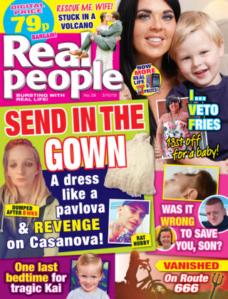 Real People - UK Issue 39 - 2019