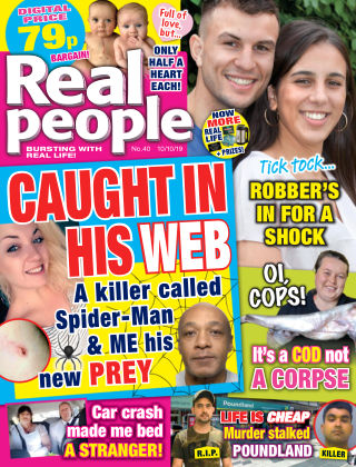 Real People - UK Issue 40 - 2019