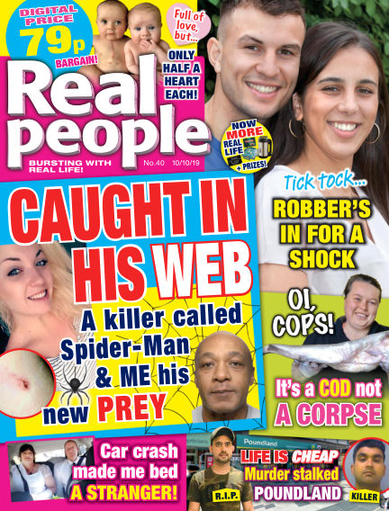 Real People - UK October 03, 2019 00:00