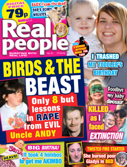 Real People - UK October 10, 2019 00:00