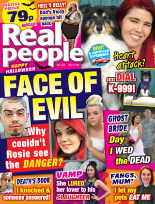Real People - UK Issue 43 - 2019