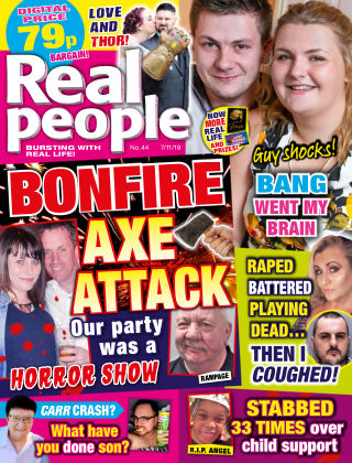 Real People - UK Issue 44 - 2019