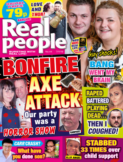 Real People - UK October 31, 2019 00:00