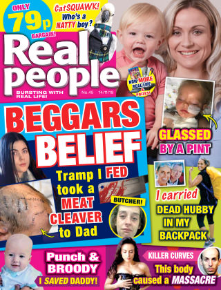 Real People - UK Issue 45 - 2019