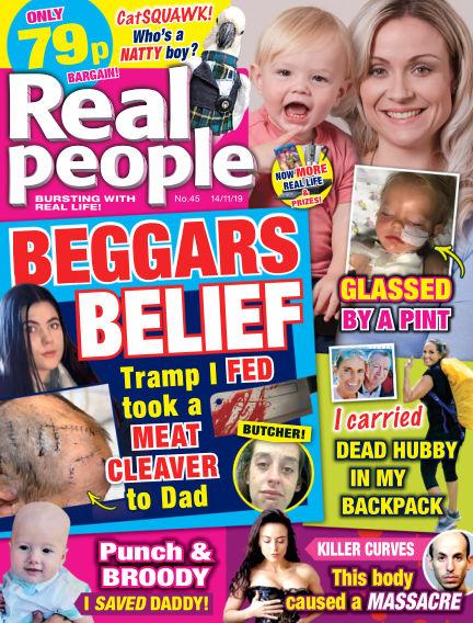 Real People - UK November 07, 2019 00:00