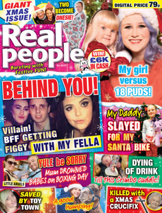 Real People - UK Issue 46-47 - 2019