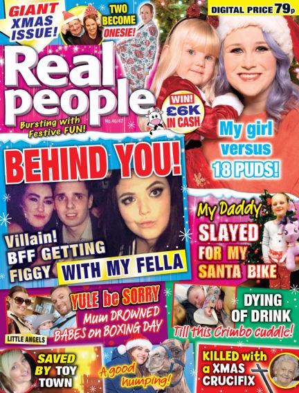 Real People - UK November 14, 2019 00:00