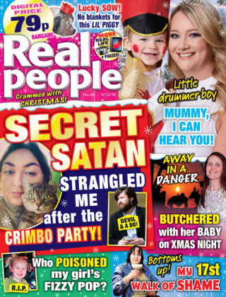 Real People - UK Issue 48 - 2019