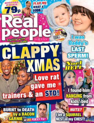 Real People - UK Issue 49 - 2019