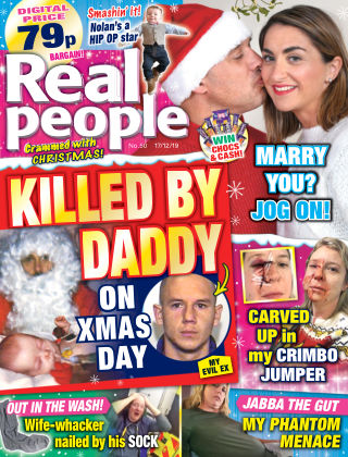 Real People - UK Issue 50 - 2019