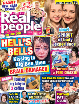 Real People - UK Issue 51-52 - 2019